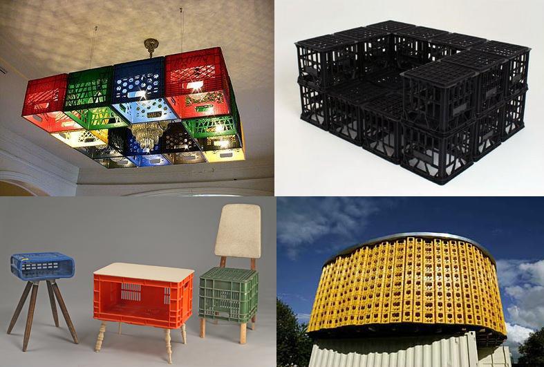 Ideas para reciclar muy buenas ecolog a taringa - Reciclar muebles usados ...