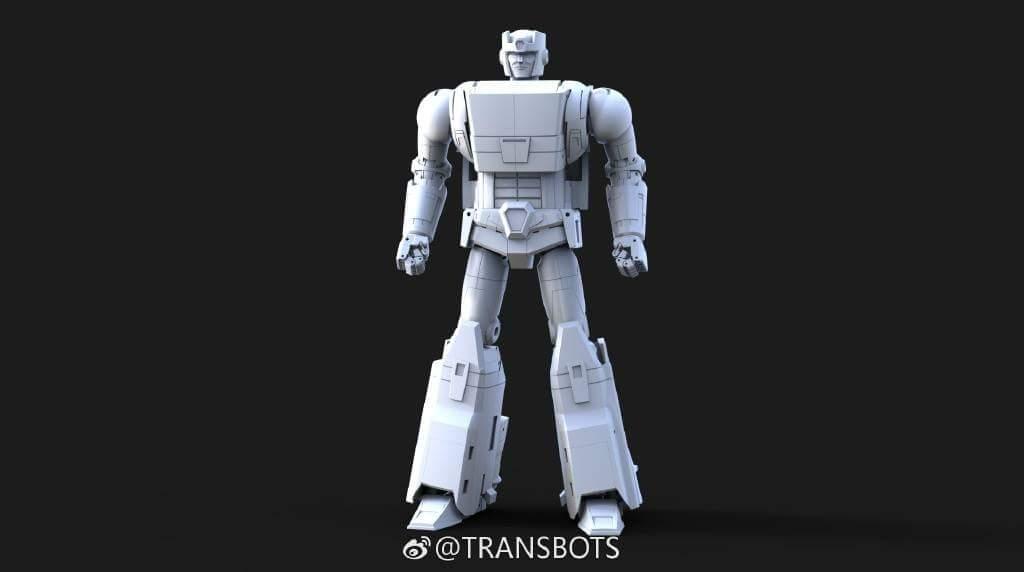 [X-Transbots] Produit Tiers - Jouets MX-11 Locke - aka Kup/Kaisso N02IH37X