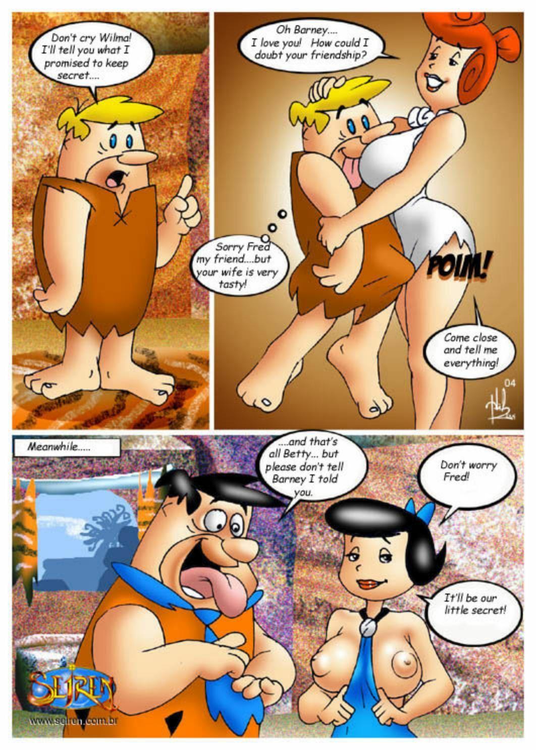 Хентай комикс флиндстоуны 24 фотография