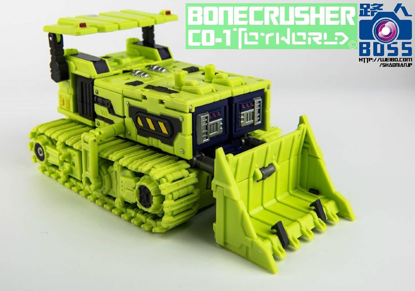 [Toyworld] Produit Tiers - Jouet TW-C Constructor aka Devastator/Dévastateur (Version vert G1 et jaune G2) - Page 3 VoYQ1tRu