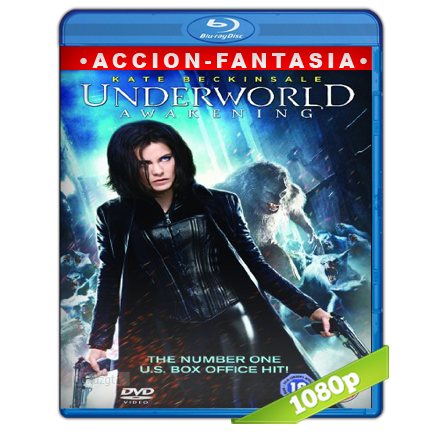 Inframundo 4 El Despertar (2012) Full HD1080p Audio Trial Latino-Castellano-Ingles 5.1