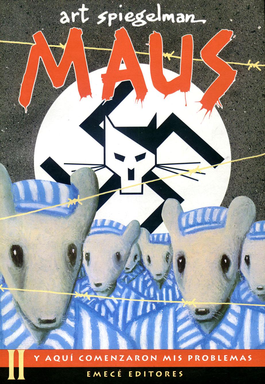 Art Spiegelman - Maus, tomo II.