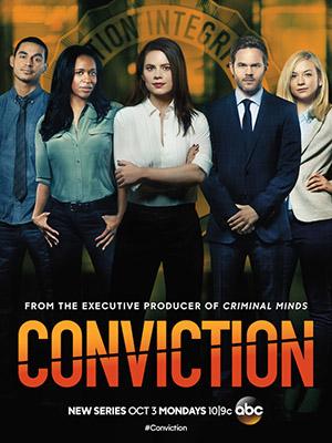 مسلسل  Conviction  الموسم الاول مترجم