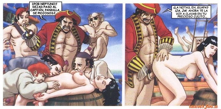 comics porno BarBump.Nl