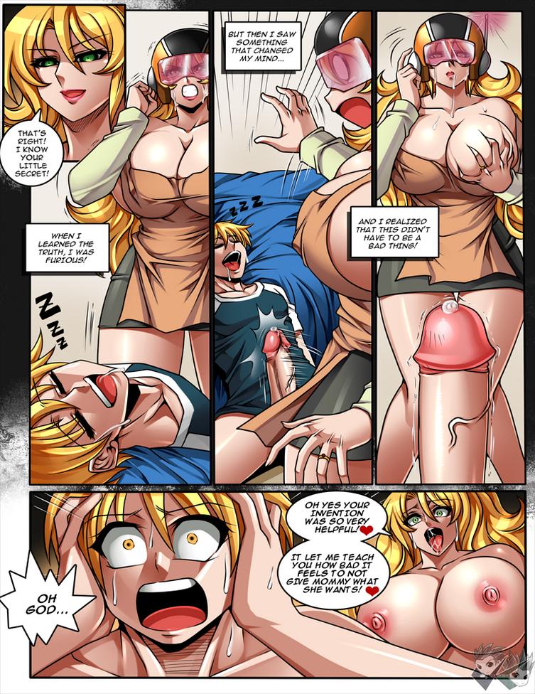 xxx toons comics
