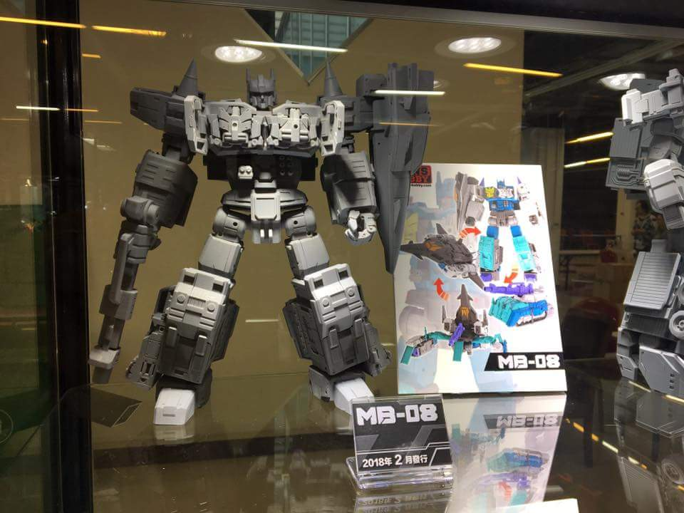 [FansHobby] Produit Tiers - Master Builder MB-08 Double Evil - aka Overlord (TF Masterforce) 7lYPX6Cj