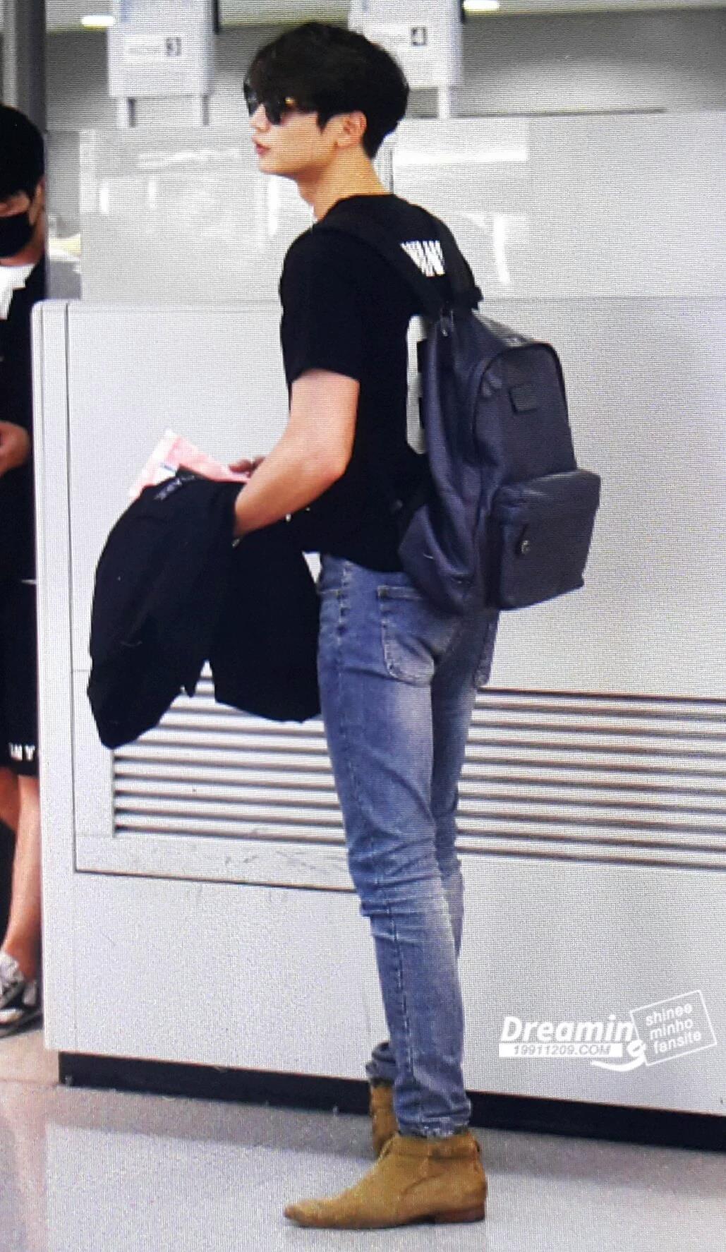 [IMG/160718] Onew, Jonghyun, Key, Minho @Aeropuerto de Kansai e Incheon (Jap-Cor) TgswbnIU