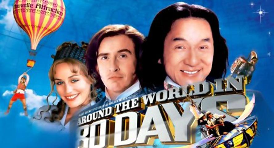 Around The World in 80 Days 2004 ~ 80 Ngày Vòng Quanh Thế Giới 2004