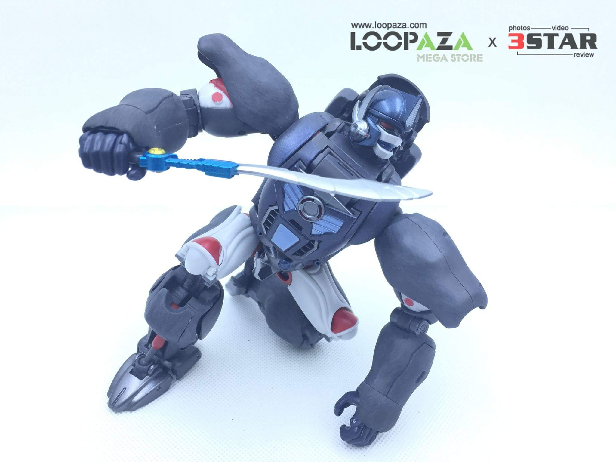 [Masterpiece] MP-32, MP-38 Optimus Primal et MP-38+ Burning Convoy (Beast Wars) - Page 3 7XCCVRNZ