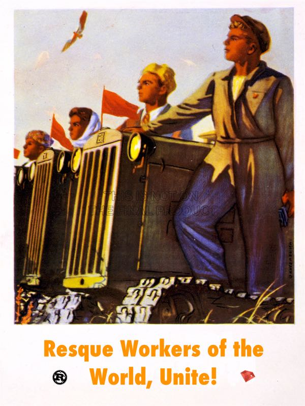 Resque workers of the World, unite!