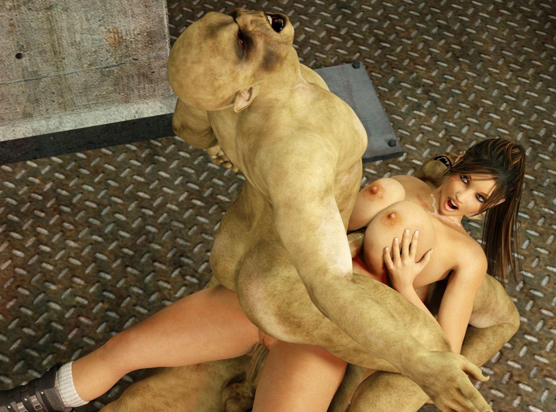 Monstersex porn sexy clip