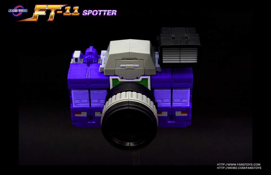 [Fanstoys] Produit Tiers - Jouet FT-11 Spotter - aka Reflector/Réflecteur PMYA45U8