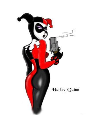 29 fondos imagenes de harley quinn taringa for Harley quinn quien es