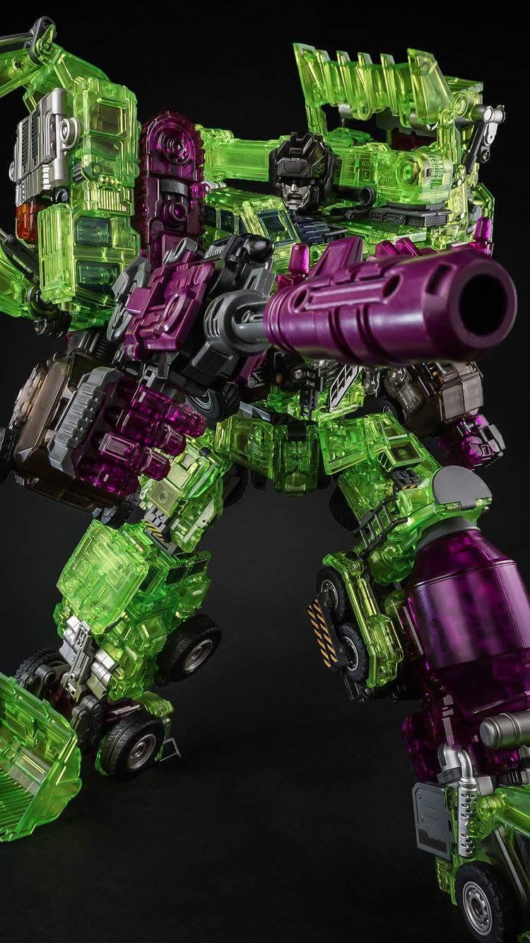 [Generation Toy] Produit Tiers - Jouet GT-01 Gravity Builder - aka Devastator/Dévastateur - Page 5 OPtUJ5M8
