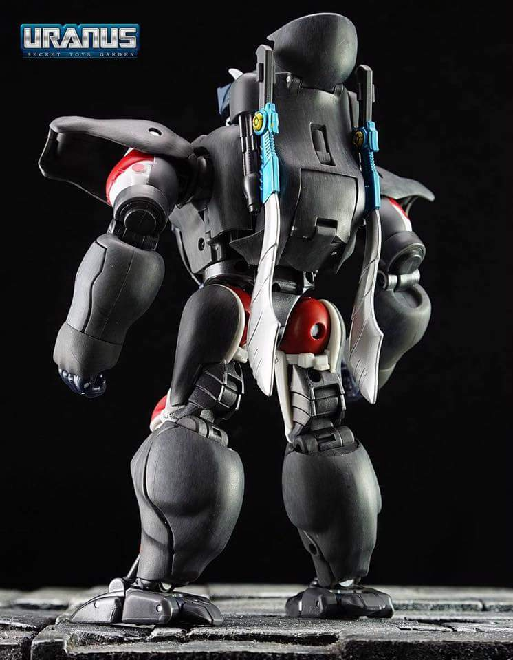 [Masterpiece] MP-32, MP-38 Optimus Primal et MP-38+ Burning Convoy (Beast Wars) - Page 3 Q3rJTgcI