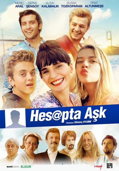 Hesapta Aşk (2016) yerli film indir