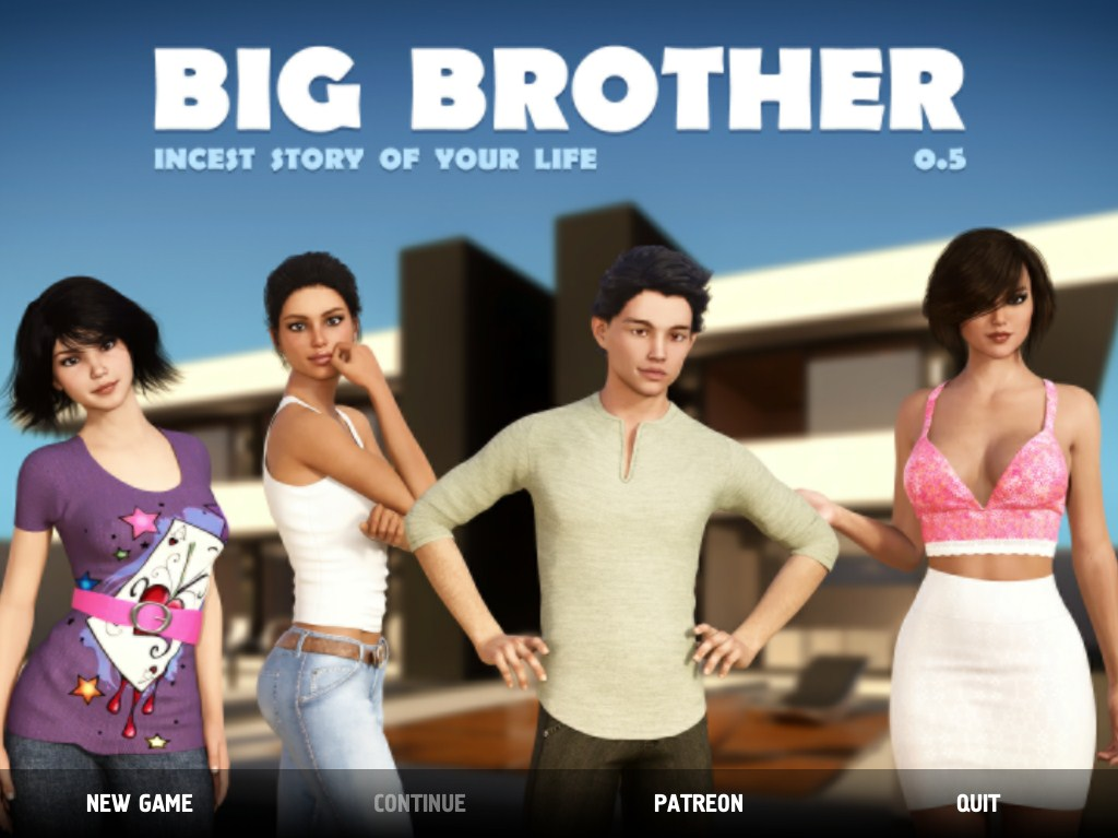 Big Brother - Version 0.5.0.007 - Cracked + Mod