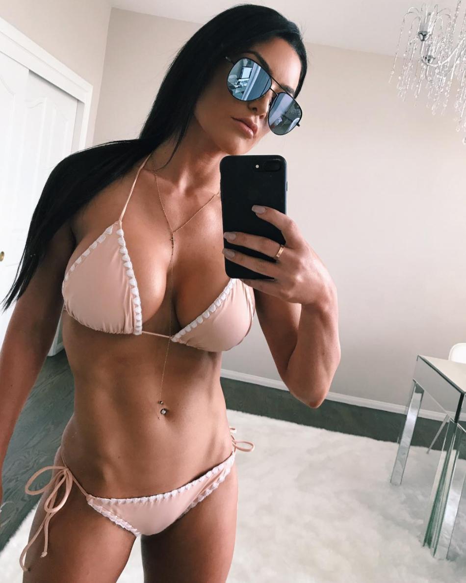 Eva in a Bikini!