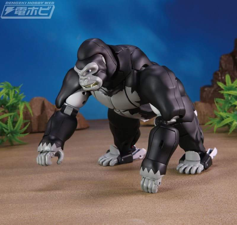 [Masterpiece] MP-32, MP-38 Optimus Primal et MP-38+ Burning Convoy (Beast Wars) - Page 4 Sf8TRsKs