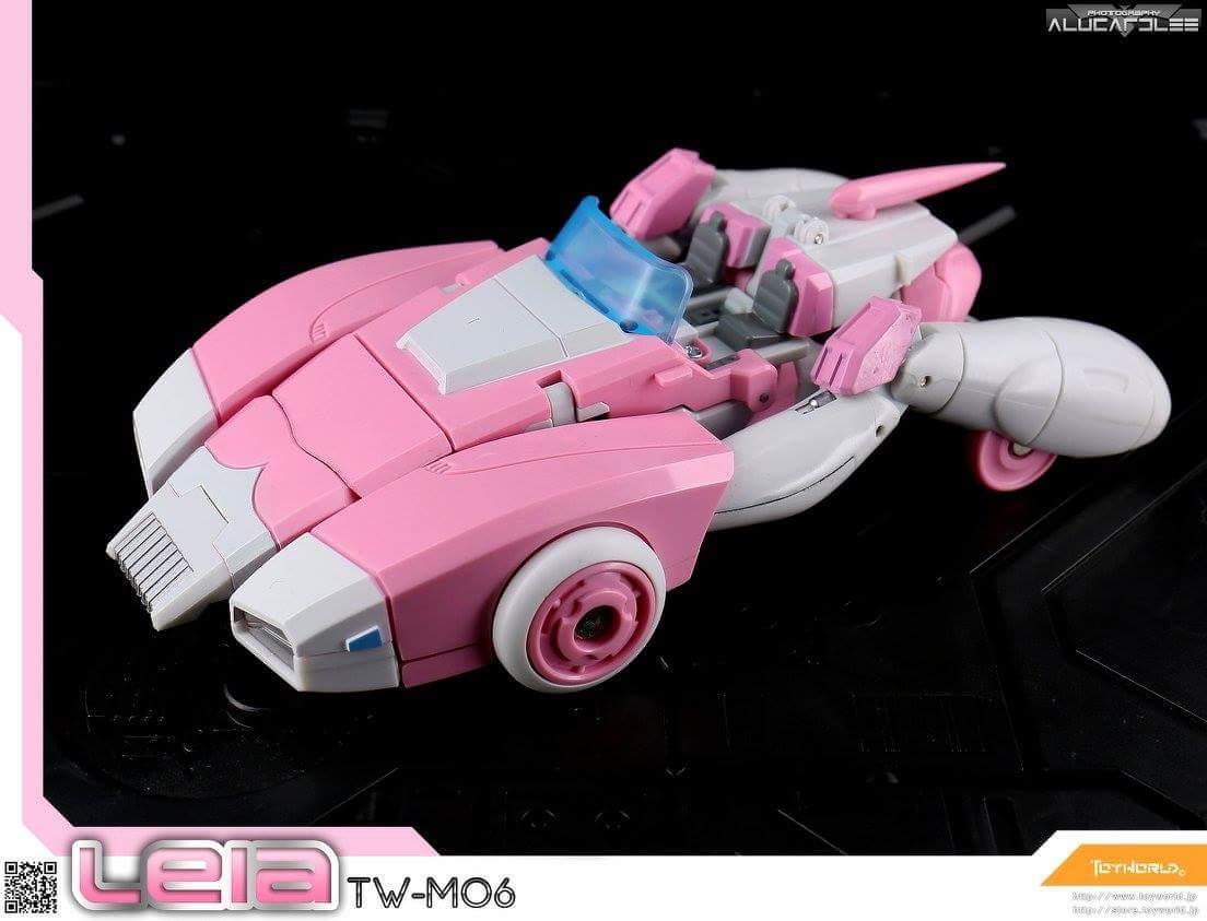 [Toyworld][Zeta Toys] Produit Tiers - Jouet TW-M06 Leia / Zeta-EX05 ArC aka Arcee/Arcie DoyTCS6x