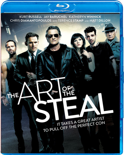 The Art of the Steal (2013) [HDRip XviD][Castellano AC3 5.1][Thriller | Crimen]