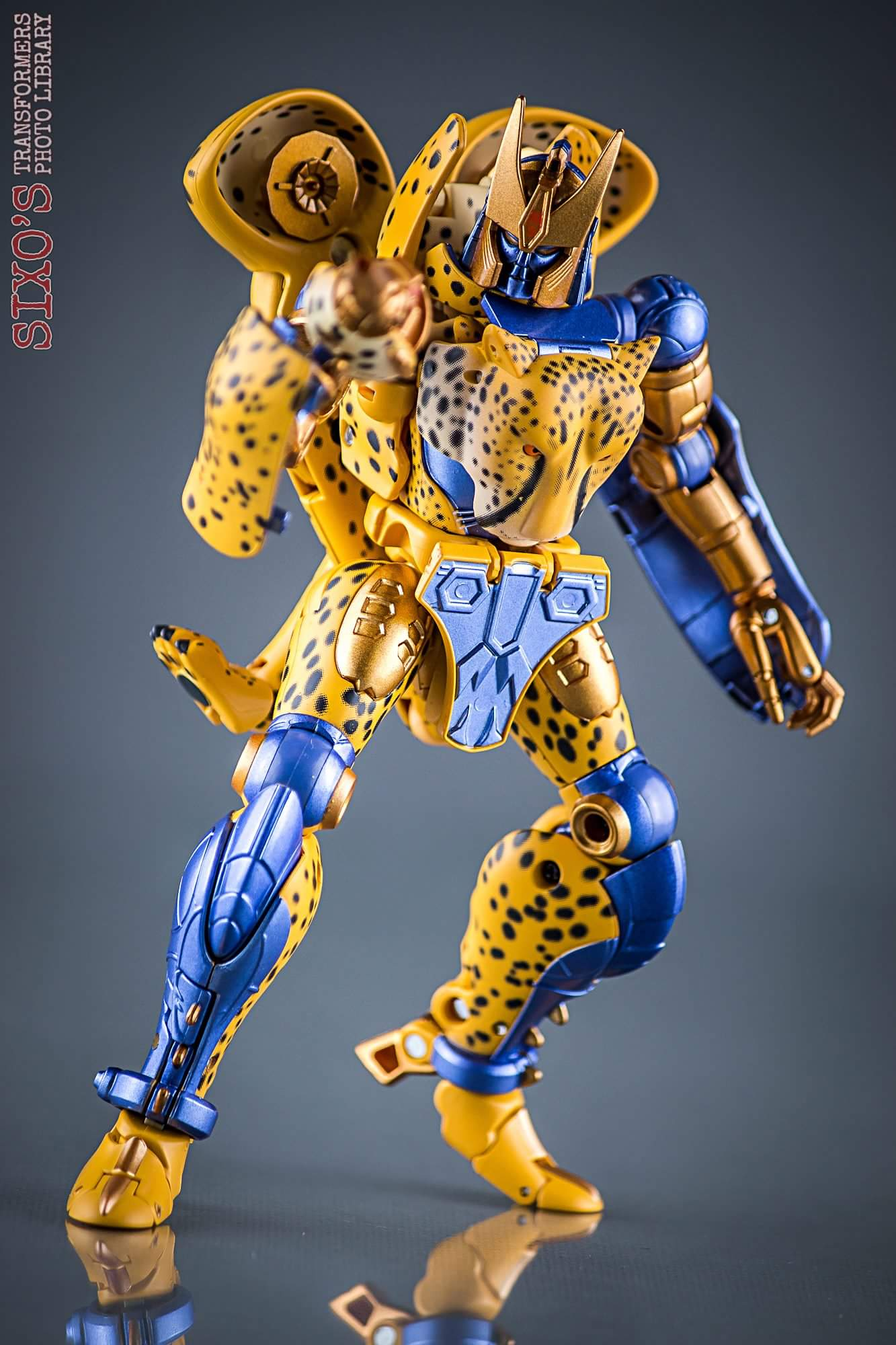 [Masterpiece] MP-34 Cheetor et MP-34S Shadow Panther (Beast Wars) - Page 2 LEltZeUE