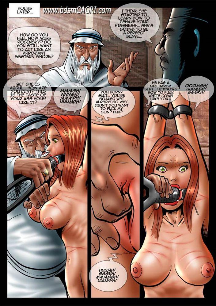 новые бдсм комиксы