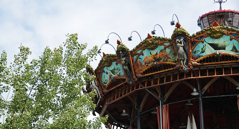 Île de Nantes: Carrousel