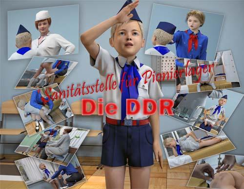 Sanitatsstelle Fur Pionierlager / comics /