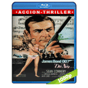 007 El Satanico Dr. No (1962) BRRip Full 1080p Audio Trial Latino-Castellano-Ingles 5.1
