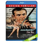 007 El Satanico Dr. No (1962) BRRip Full 1080p Audio Trial Latino-Castellano-Ingles 5.1