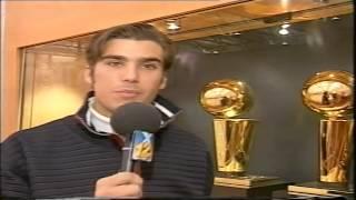 1999 BULLS HARPER, KUKOC, BARRY - Entrevistas a los Bulls