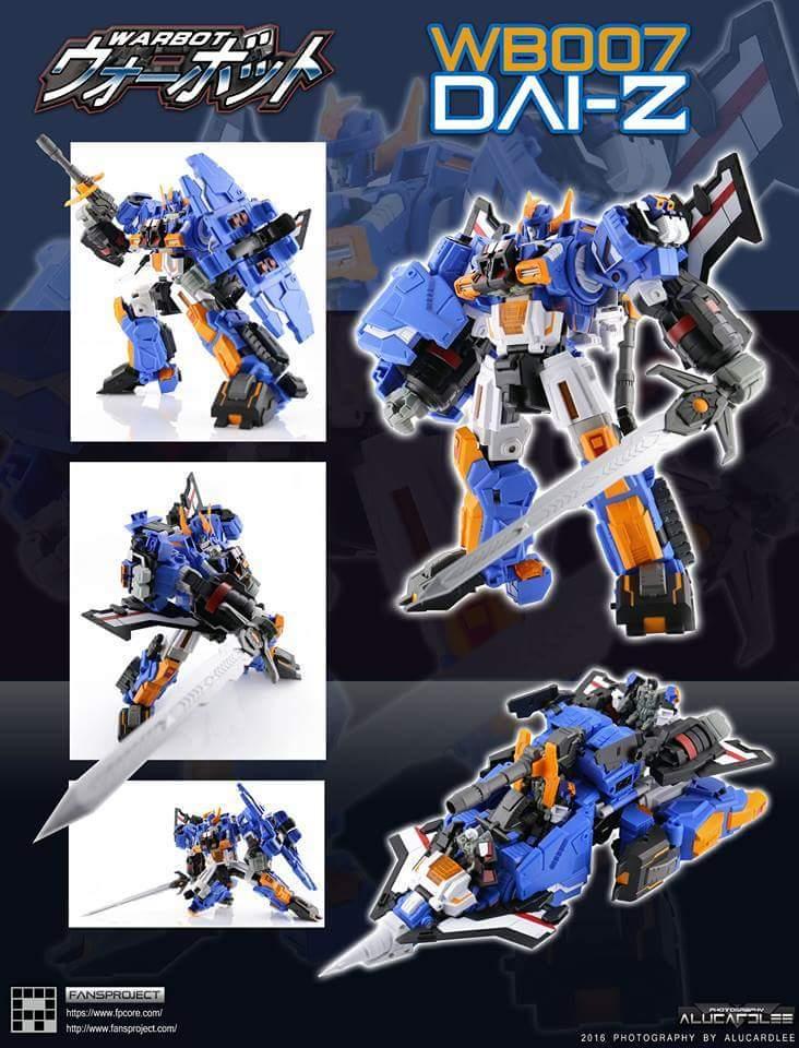 [Fansproject] Produit Tiers - Jouet WB-007 Dai-Z - aka Dai Atlas (Transformers Zone) SCSL7U75