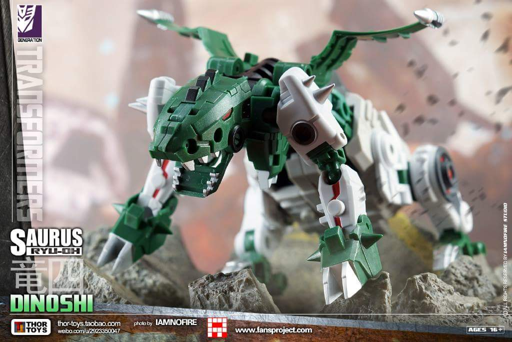 [FansProject] Produit Tiers - Jouet Saurus Ryu-oh aka Dinoking (Victory) | Monstructor (USA) - Page 2 XSFPozX1