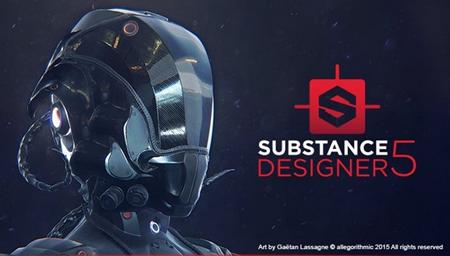Allegorithmic Substance Designer 5.5.2.233