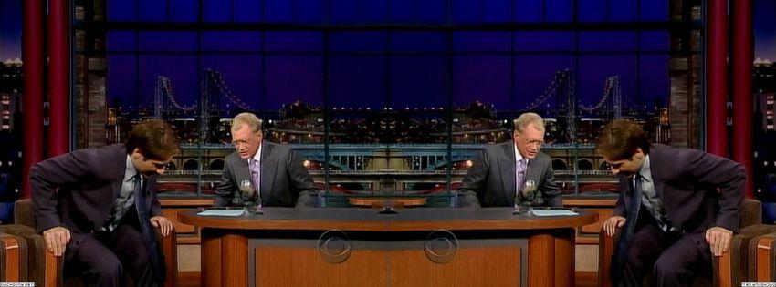 2003 David Letterman 2aGQocNZ