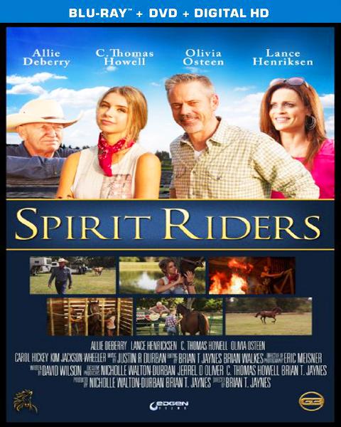 Kendine Yolculuk – Spirit Riders – 2015 – 1080p TR/ENG