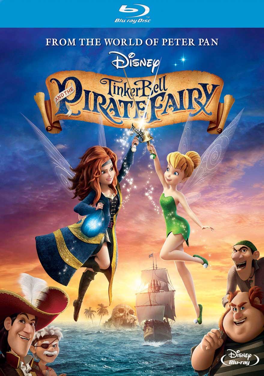 The Pirate Fairy / КАМБАНКА И ФЕЯТА ПИРАТ (2014)