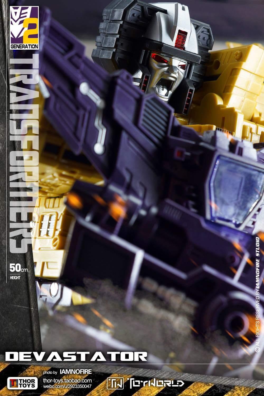 [Toyworld] Produit Tiers - Jouet TW-C Constructor aka Devastator/Dévastateur (Version vert G1 et jaune G2) - Page 8 Rkx2aaK8