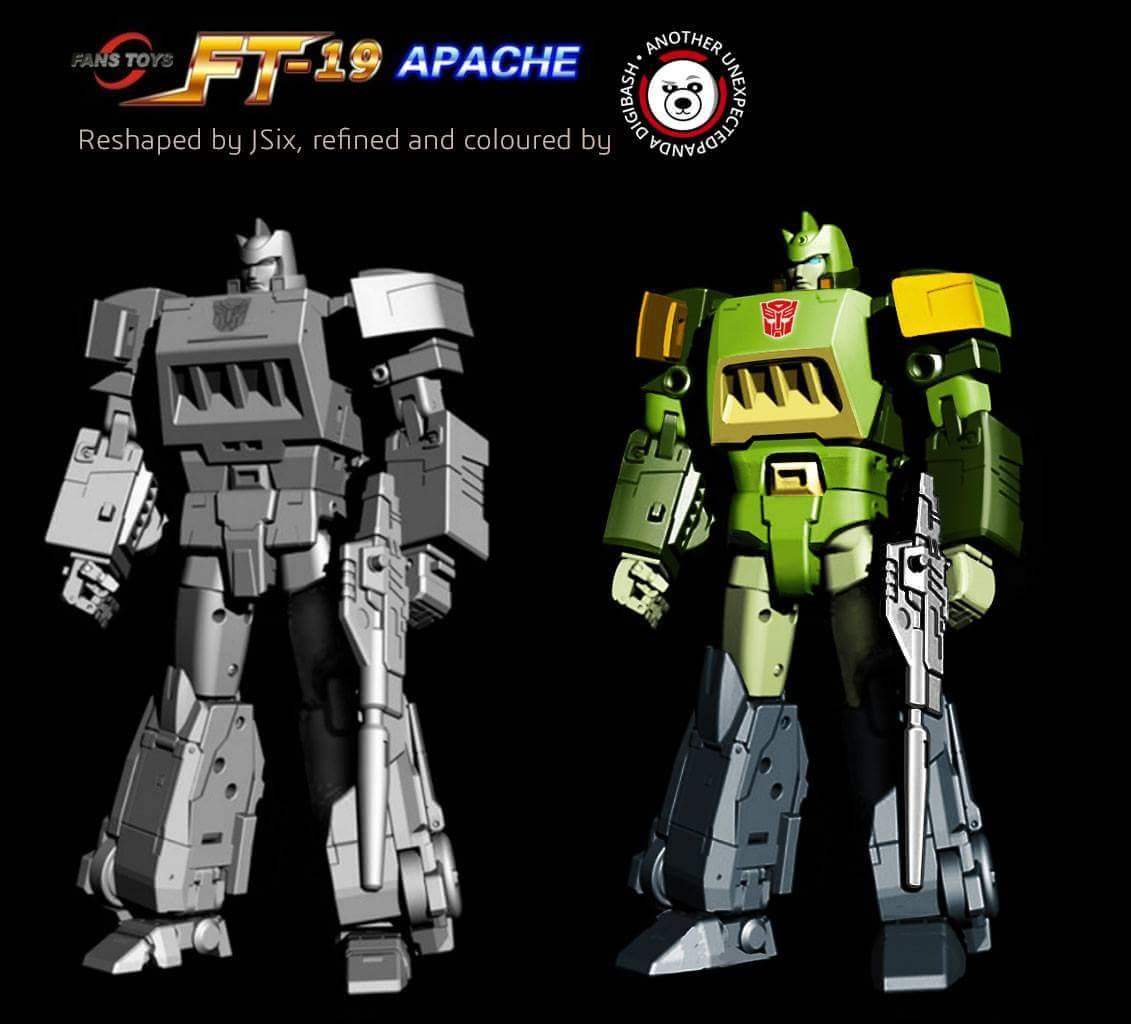 [Fanstoys] Produit Tiers - Jouet FT-19 Apache - aka Springer/Ricochet XPOPRHqr