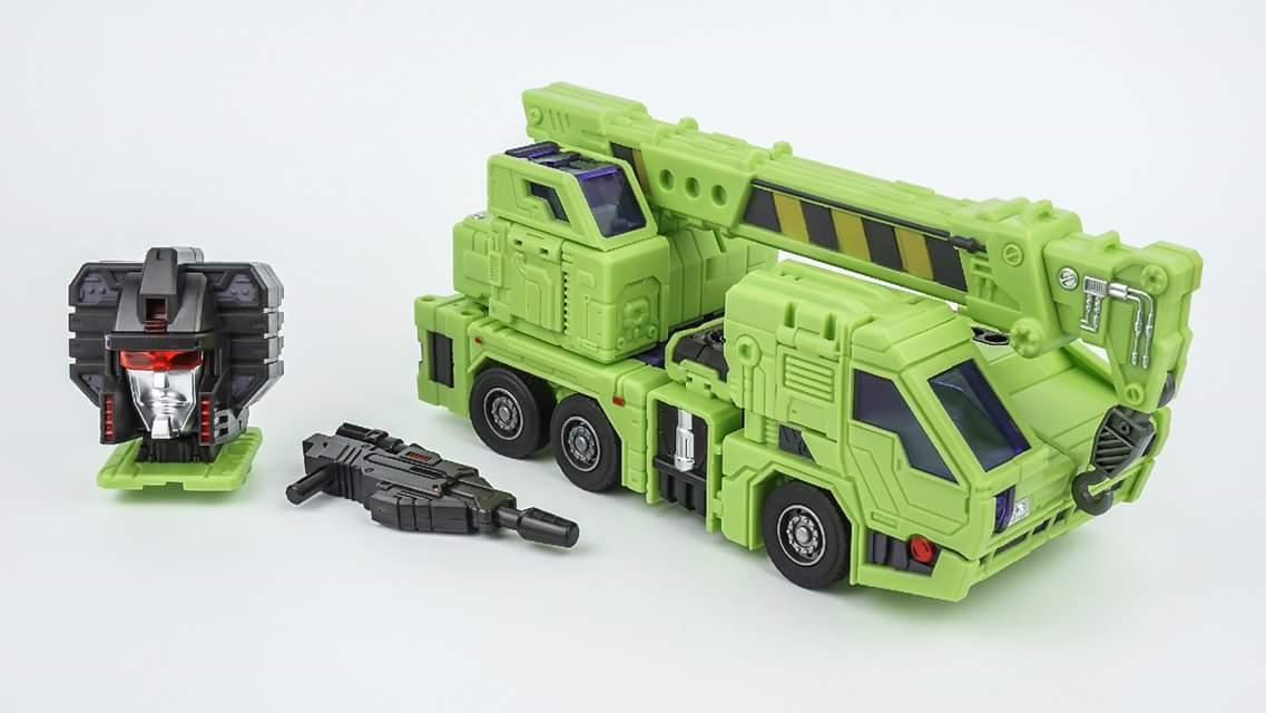 [Toyworld] Produit Tiers - Jouet TW-C Constructor aka Devastator/Dévastateur (Version vert G1 et jaune G2) - Page 6 GvKcIir2