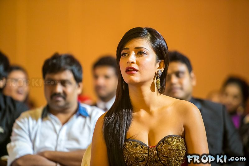 Shruti Haasan win top laurels at SIIMA awards AccrDh1A