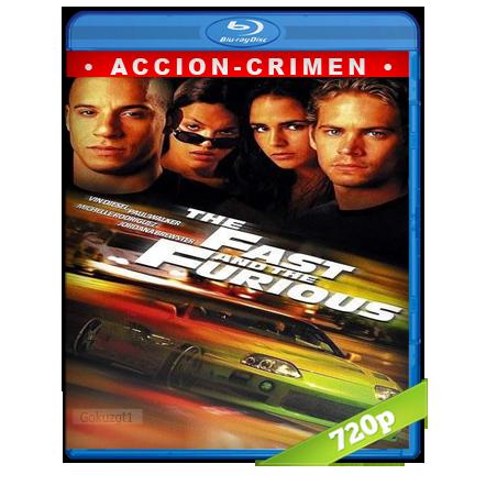 Rapido Y Furioso (2001) BRRip 720p Audio Trial Latino-Castellano-Ingles 5.1