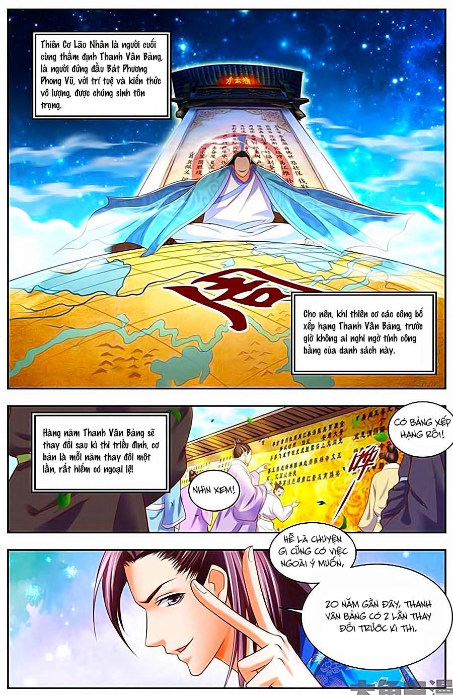 Trạch Thiên Ký – Chap 43.1