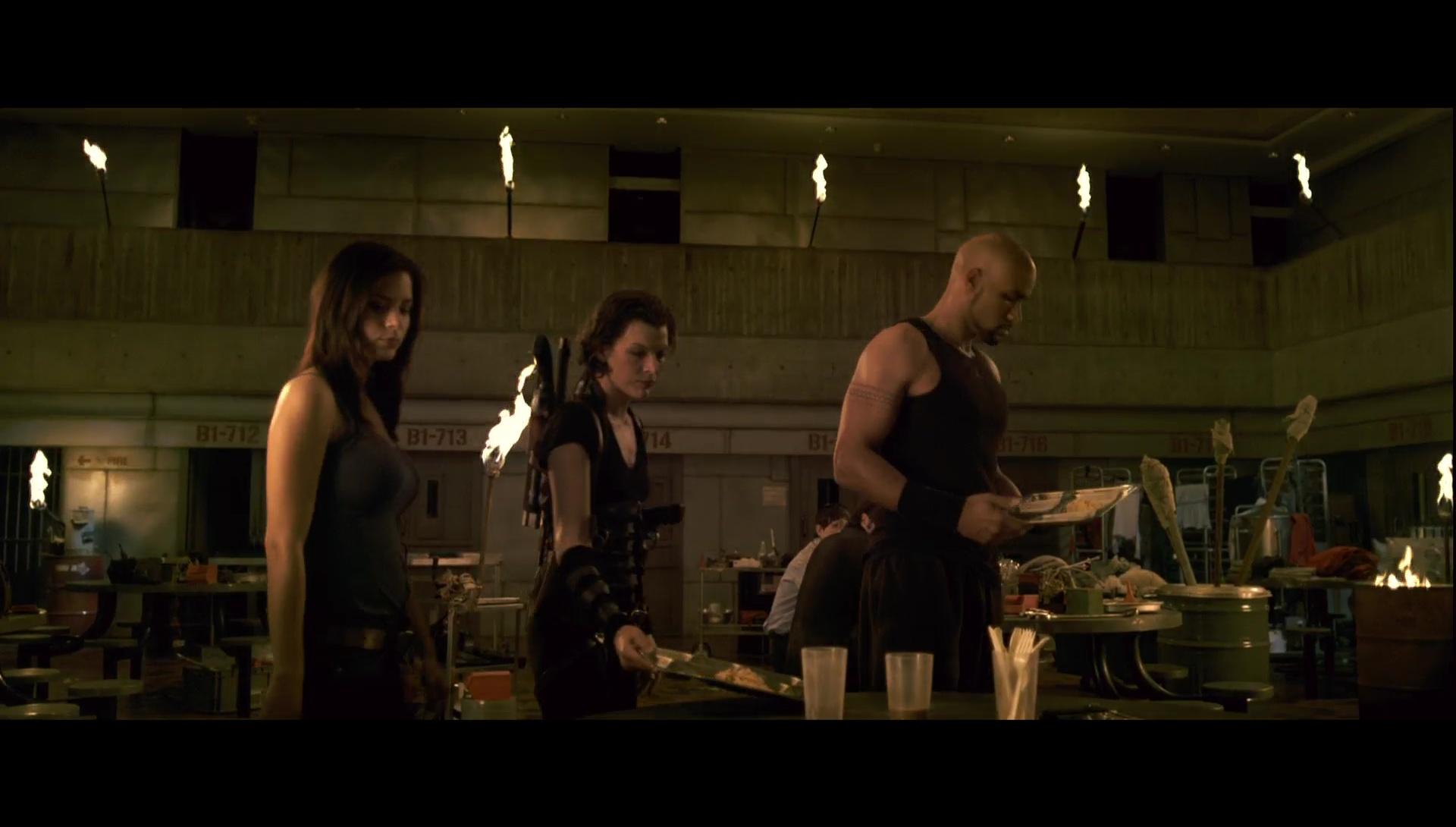 Resident Evil 4 La Resurreccion HD1080p Lat-Cast-Ing 5.1 (2010)