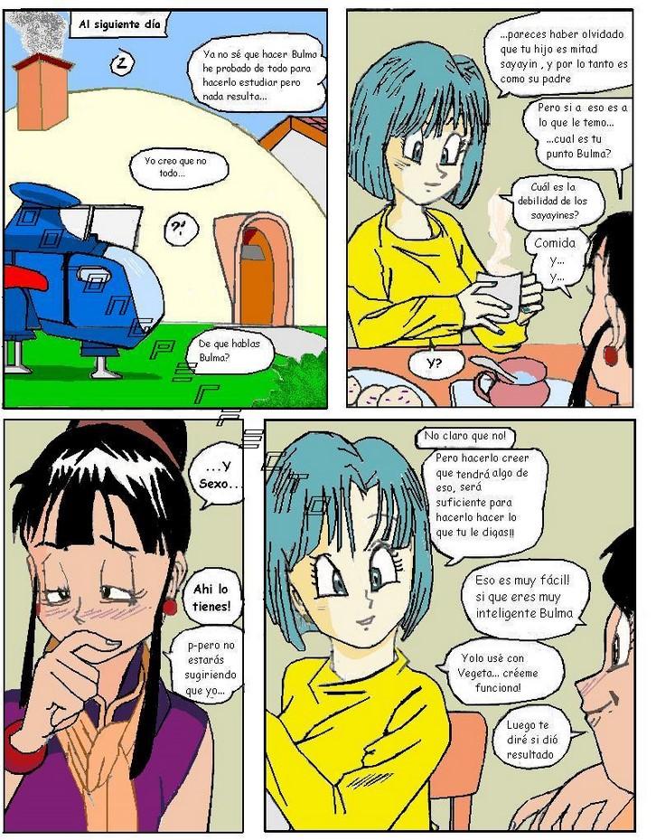 comics xxx trunks y milk