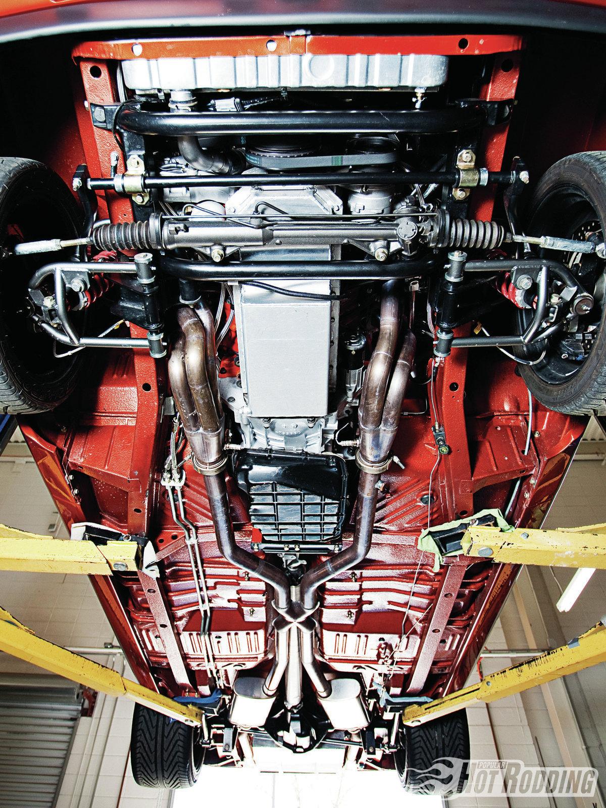 Dodge Charge 1969 Taringa