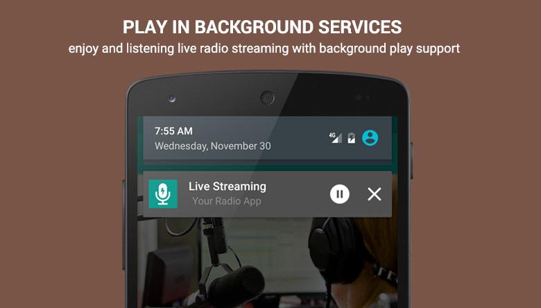 Your Radio App (Single Station) - 4