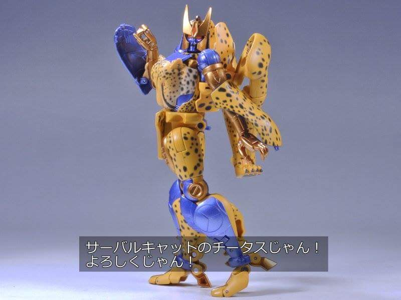 [Masterpiece] MP-34 Cheetor et MP-34S Shadow Panther (Beast Wars) - Page 2 Go4RZvH5